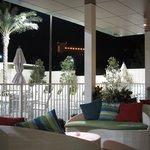 Lounge da piscina