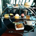 High tea - one serving $40