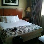 """""""A"""" suite bedroom"""