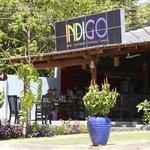 Indigo front