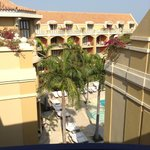 View from my room 1