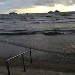 Вечерний прилив...)))