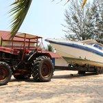 Yachttransport