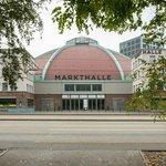 Die Markthalle Basel wurde 1929 erbaut