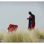 Maasai guide on Duma Explorer hike