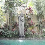 Villa 1 garden