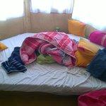 Room - mattress seating