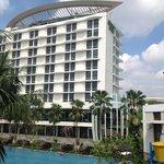 Foto de Hotel Santika Premiere Kota Harapan Indah