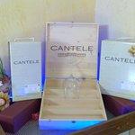 Cofanetto Cantele
