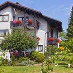 Hotel Allgäu garni Garten