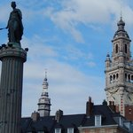 grand place - skyline piazza