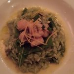 Risotto and Scallops at Scala's