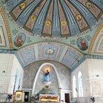 Masin Cathedral - interior