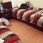 odalarda cekyattan yataklar