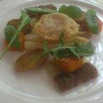 Déclinaison de légumes