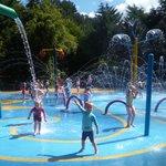 Visit the amazing FREE Splash Park