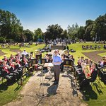 Brass Band Concerts in summer