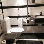 Barrierefrei Toilette