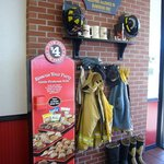 Firehouse memorabilia