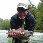 Rainbow trout on the Pit River