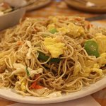 Shinkows egg-fried noodles - an all time favorite