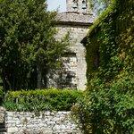 La chapelle de la tenuta