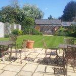 Broughton Room Private Garden