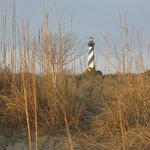 Picture of Hatteras Lighthouse (several miles from hotel)