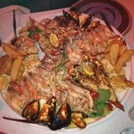 Seafood dish big jamie