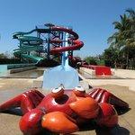 Parque Acuatico H2Olas