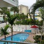 Alcazar pool area