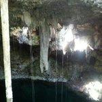 le Cenote et son ouverture