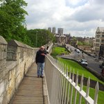on the york wall