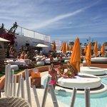 Ocean Beach club next door