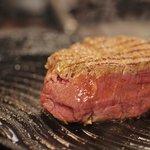 zalige steaks op de grill of langzaamgegaard 54°C