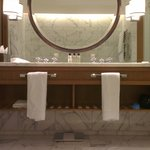 Junior Suite Bathroom (from the bath)