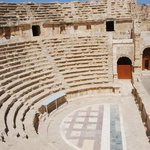 Roman Theater at Jerash