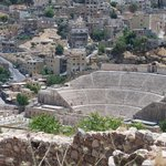 Roman theater at Amman