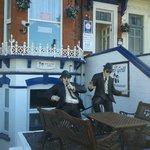 Foto de The Blues Grill Bar & Restaurant