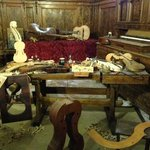 Reconstruction Of Instrument Makers Workshop