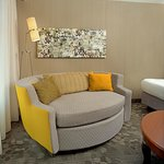 King Room with Sofabed