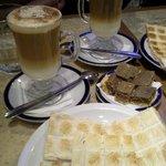 Local maravilhoso para se tomar um café a qualquer hora