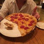 Amazing pizza