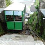 Linmouth Rail car