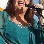 cj herself singing for st patricks day at paloma park x
