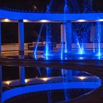 Water Feature Kids & Adults Loved