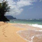 Hideaways Beach, Princeville, Kauai