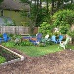 Sunny Point Cafe Garden