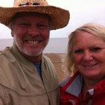 It's us....Jerry & Suzy
