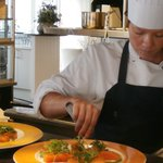 Bussy chef
